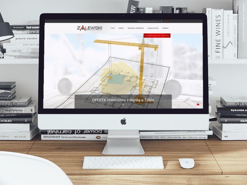 Zalewski Inżynieria | Tworzenie stron | SEE-ME