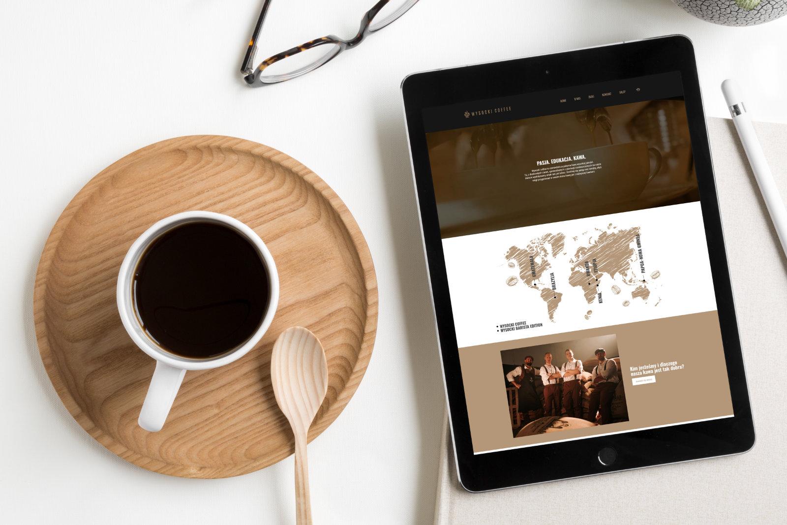 Wysocki Coffee | Tworzenie stron | SEE-ME